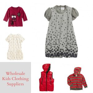 wholesale kids clothing suppliers