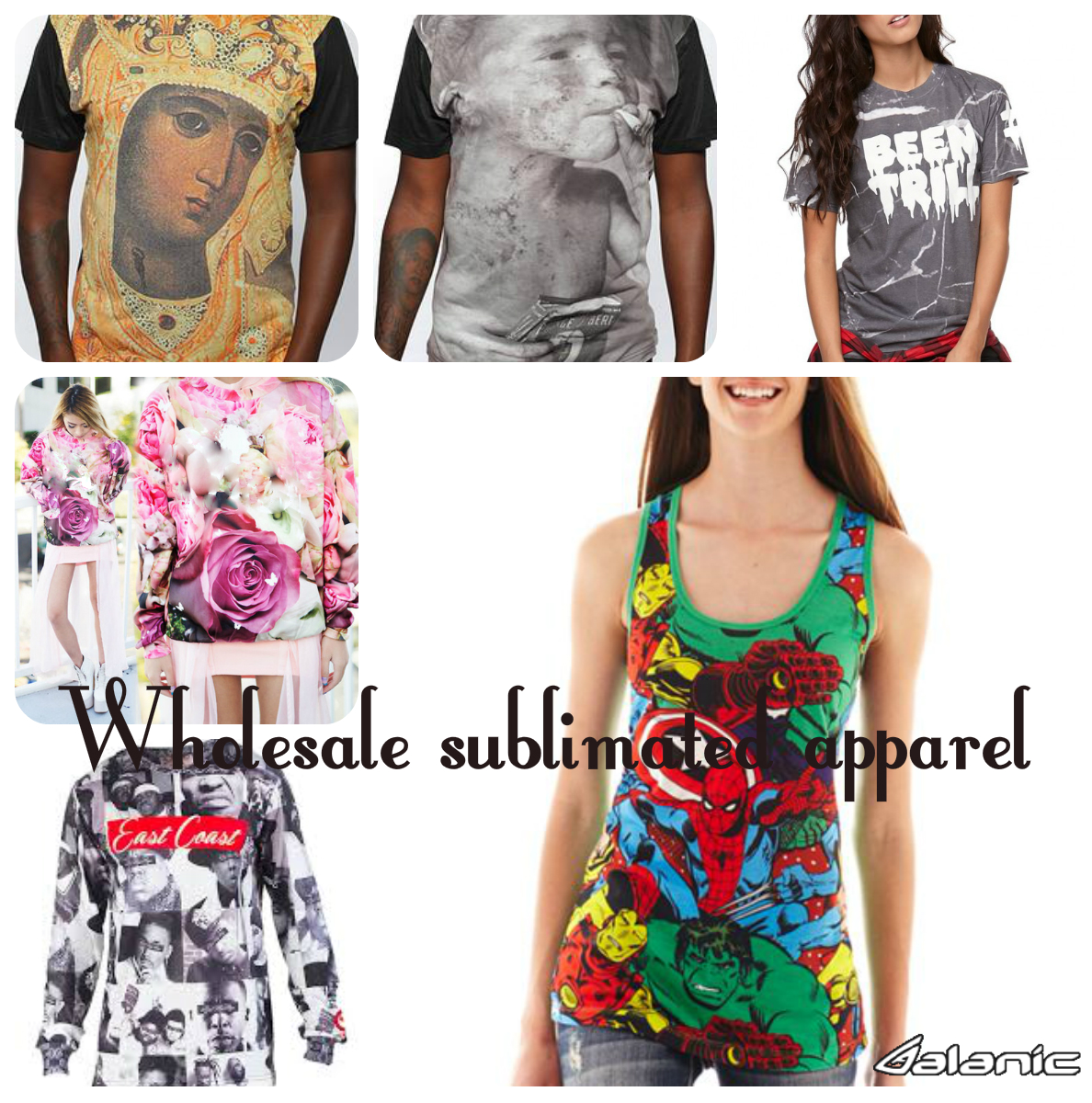 Wholesale Fashion Clothing Distributors