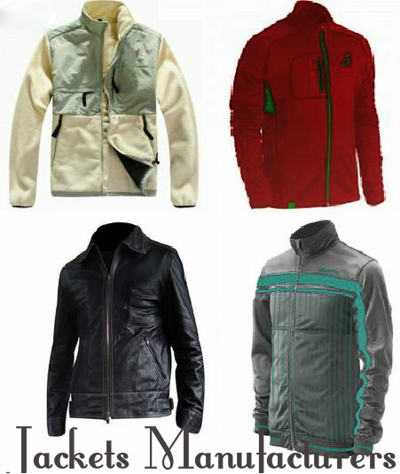 jackets manufacturers