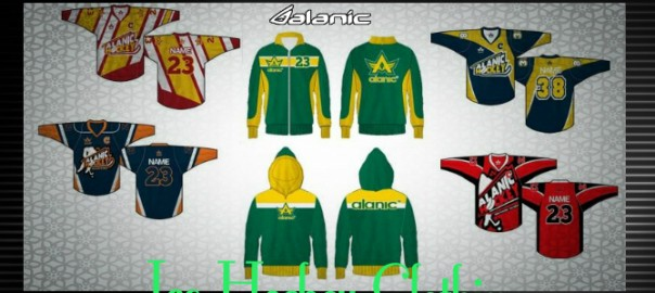 ice hockey clothing