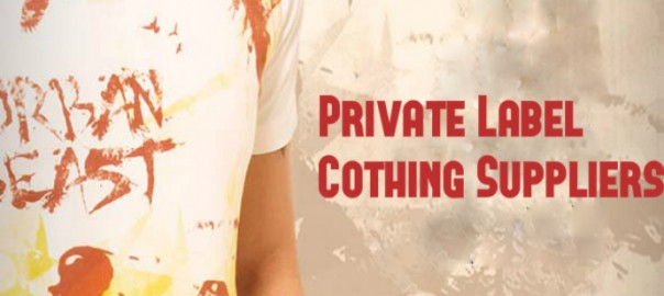 Private Clothing Label