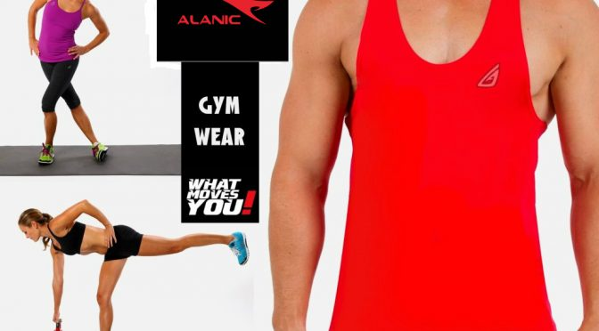 The Best Gym Clothing Manufacturers Across The Globe