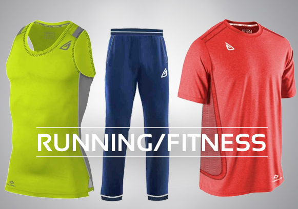 fitness clothing wear