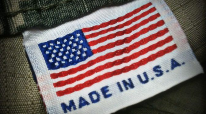Tips To Find American Clothing Manufacturers By Small