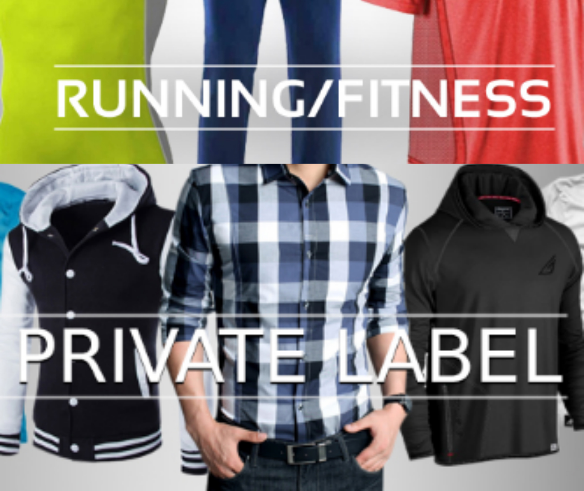 Create Your Own Private Label Fitness Clothing Line Because You Can!