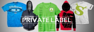 private label clothing manufacturers