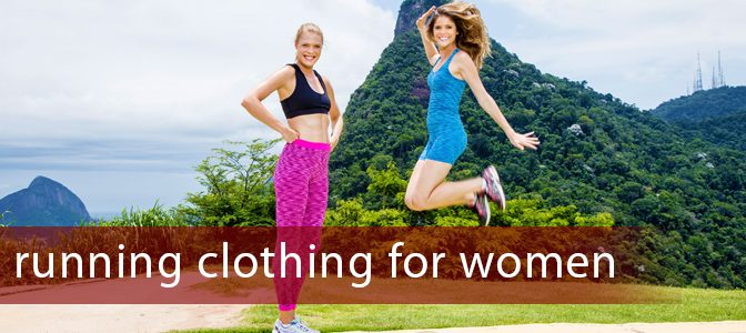 Running Clothing For Women