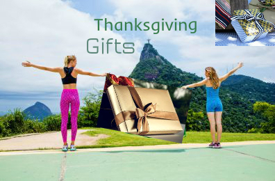 This Thanksgiving Woo Your Dear Ones With Fitness Clothing And Gifts!