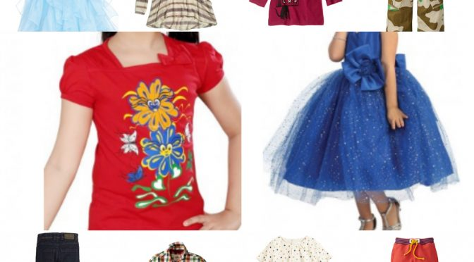 The Wholesale Kids Clothing Suppliers Bring In Adorable Fashion Trends for Little Ones
