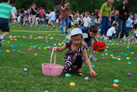 5 Ensembles for Different Activities on a Busy Easter Day