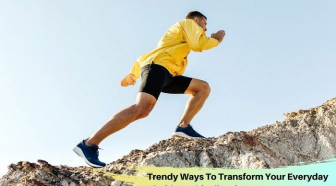 Trendy Ways To Transform Your Everyday Clothing With Bike Shorts