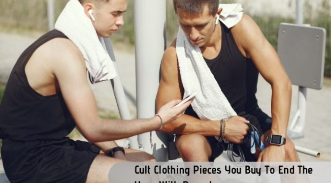 Cult Clothing Pieces You Buy To End The Year With Panache