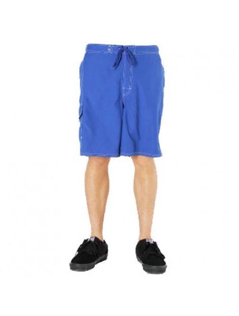 Wholesale Bright Blue Beach Men's Shorts Manufacturer