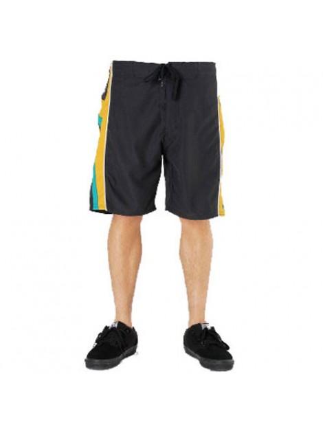 Wholesale Fashionable Black Beach Men's Shorts Manufacturer