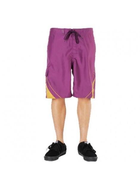Wholesale Purple Beach Men's Shorts Manufacturer