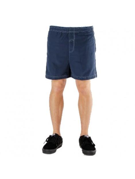 Wholesale Dark Blue Beach Men's Shorts Manufacturer