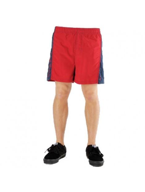Wholesale Bright Red Beach Men's Shorts Manufacturer
