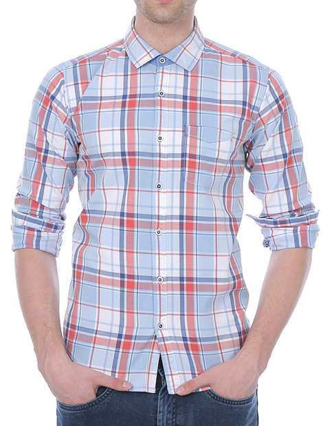 Wholesale Alluring Check Shirt Manufacturer