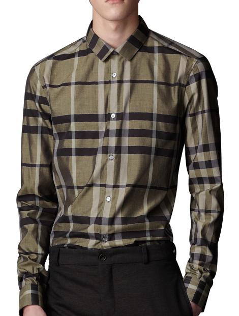 Wholesale Amazing Check Shirt Manufacturer