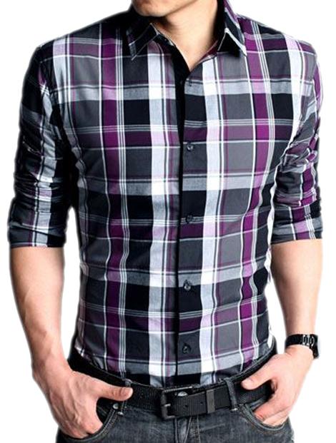 Wholesale Classy Check Shirt Manufacturer
