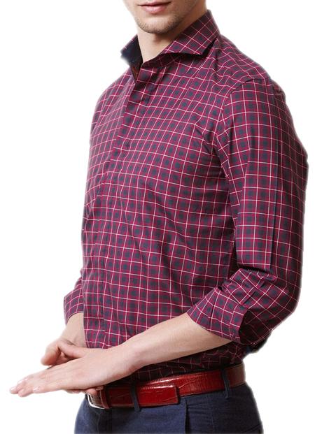 Wholesale Enchanting Check Shirt Manufacturer