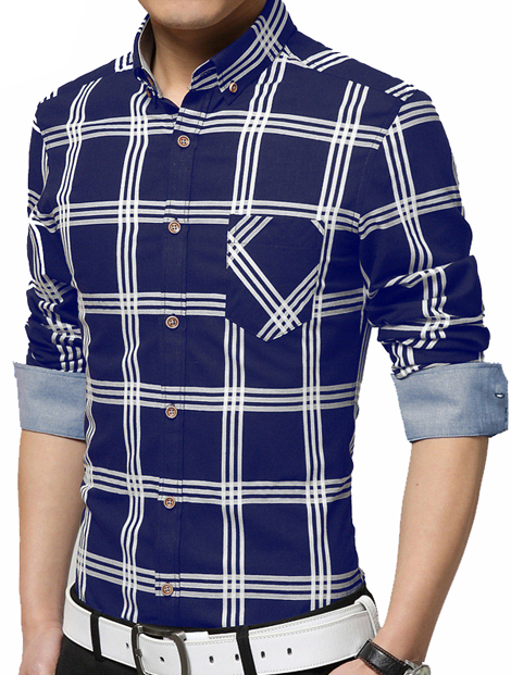 Wholesale Impressive Check Shirt Manufacturer