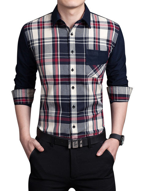 Wholesale Outstanding Check Shirt Manufacturer