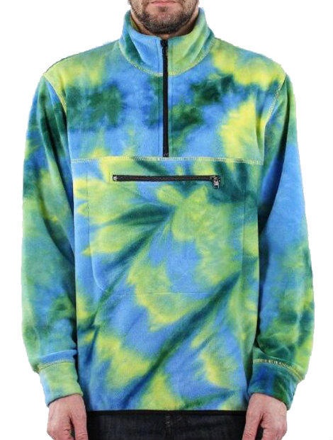 Wholesale Aquamarine Polar Fleece Jacket Manufacturer