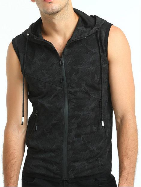 Wholesale Be Black Hood Jacket Manufacturer