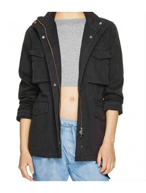Wholesale Enchanting Black Coat