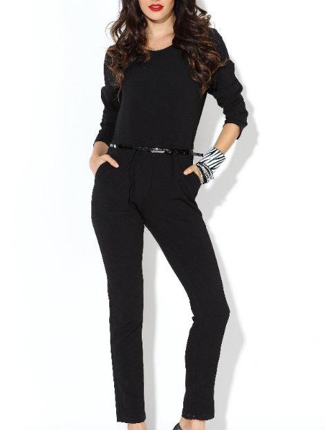 Wholesale Sexy Black Jumpsuit Manufacturer