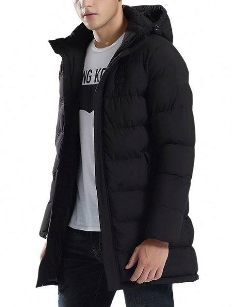 Wholesale Comfortable Black Ski Jacket Manufacturer