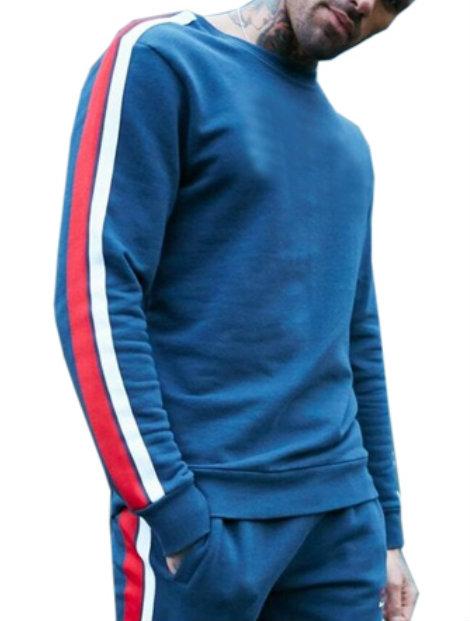 Wholesale Royal Blue Pullover School Sweatshirt Manufacturer