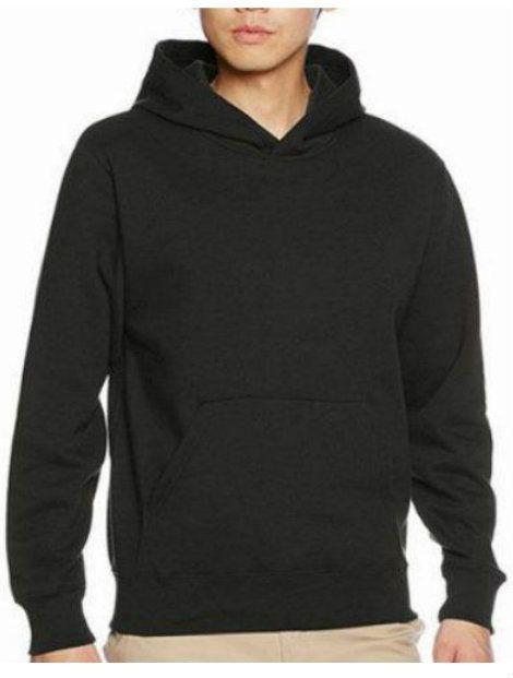 Wholesale Bold Black Hood Jacket Manufacturer