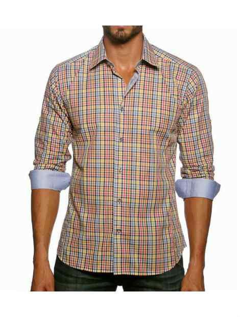Wholesale Bright Check Shirt Manufacturer