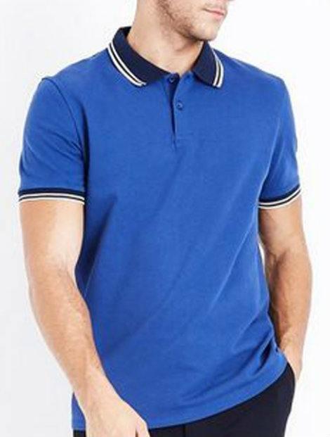 Wholesale Classic Blue T Shirt