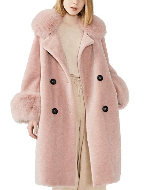 Wholesale Classy Beige Coat