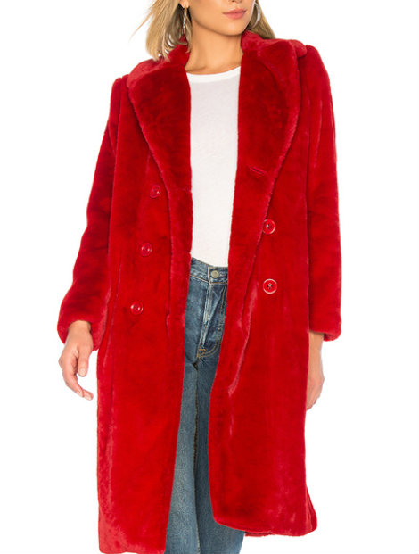 Wholesale Comfortable Long Coat