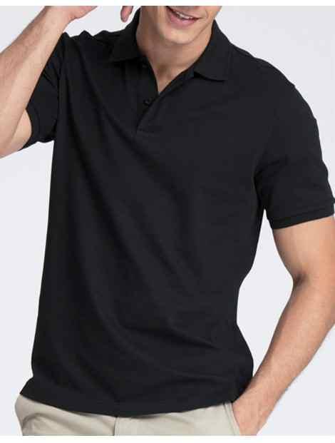 Wholesale Cool Black Polo T Shirt