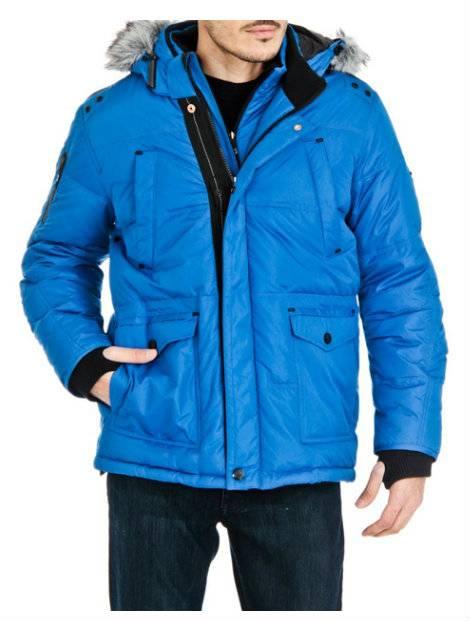 Wholesale Cool Blue Down Jacket Manufacturer