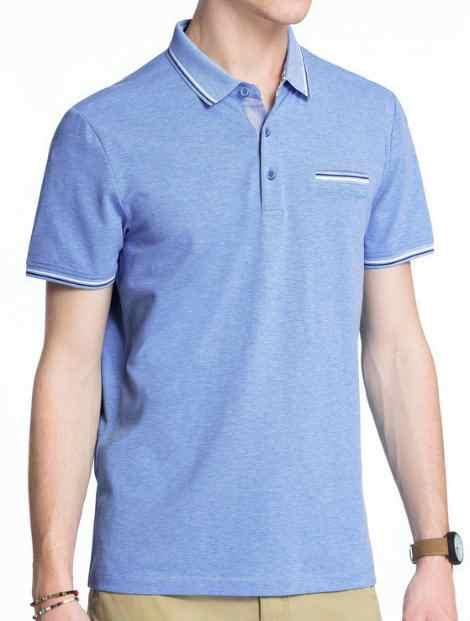 Wholesale Cool Blue T Shirt Manufacturer