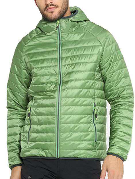 Wholesale Amazing Green Down Jacket Manufacturer