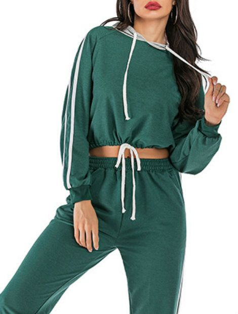 solid green tracksuit top wholesale