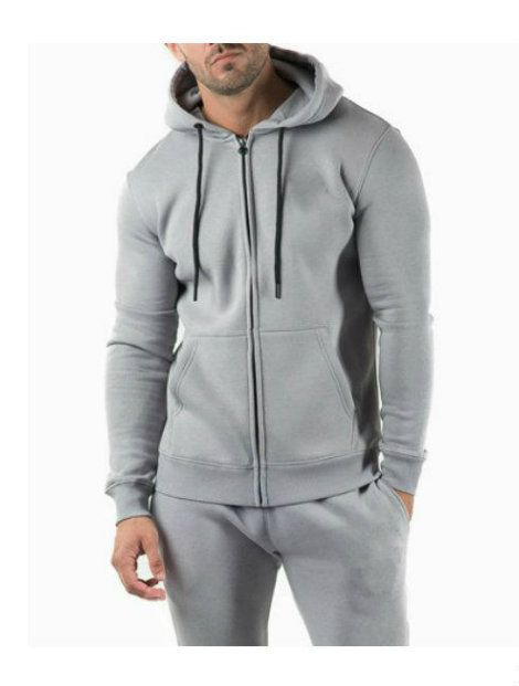 grey and black block tracksuit top manufacturer