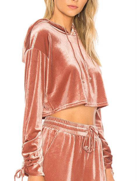 Wholesale Miss Pink Tracksuit Jacket Manufacturer