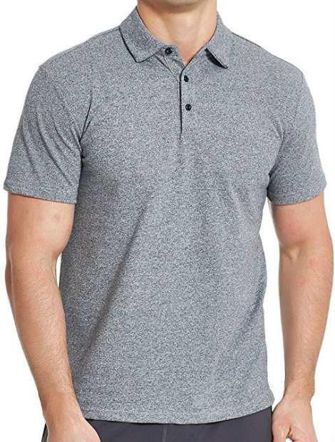Wholesale Myriad Shades Polo T Shirt