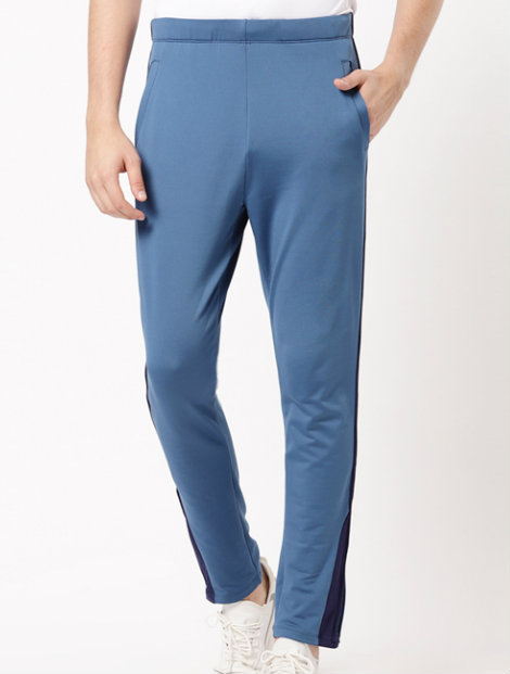Wholesale Navy Blue Sports Track Pant Manufacturer