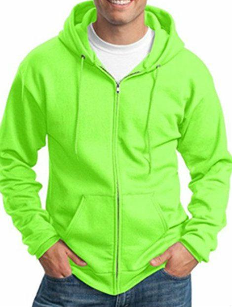 Wholesale Naughty Neon Hood Jacket Manufacturer