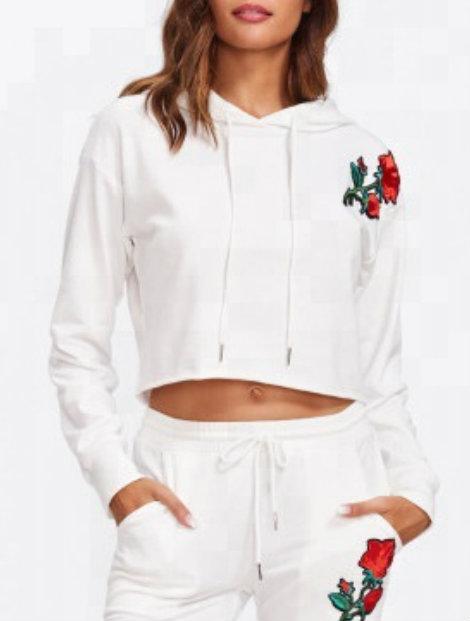 pure white tracksuit top wholesale usa