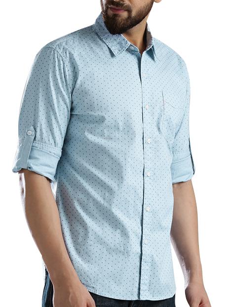Wholesale Sleek Check Shirt Manufacturer